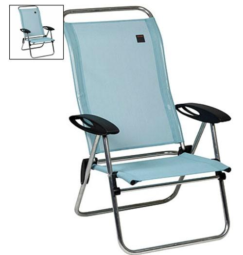 Lafuma LFM2337 Low Elips Aluminum Folding Chairs
