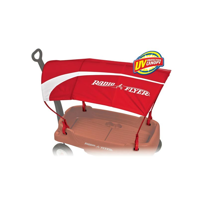 Radio Flyer Pack And Go Canopy Wagon - Reviews  Prices @ Yahoo