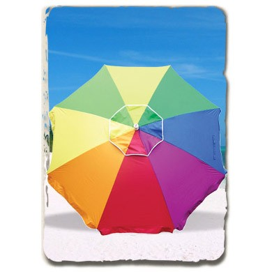 Beach Umbrella Spf 50 from Sears.com