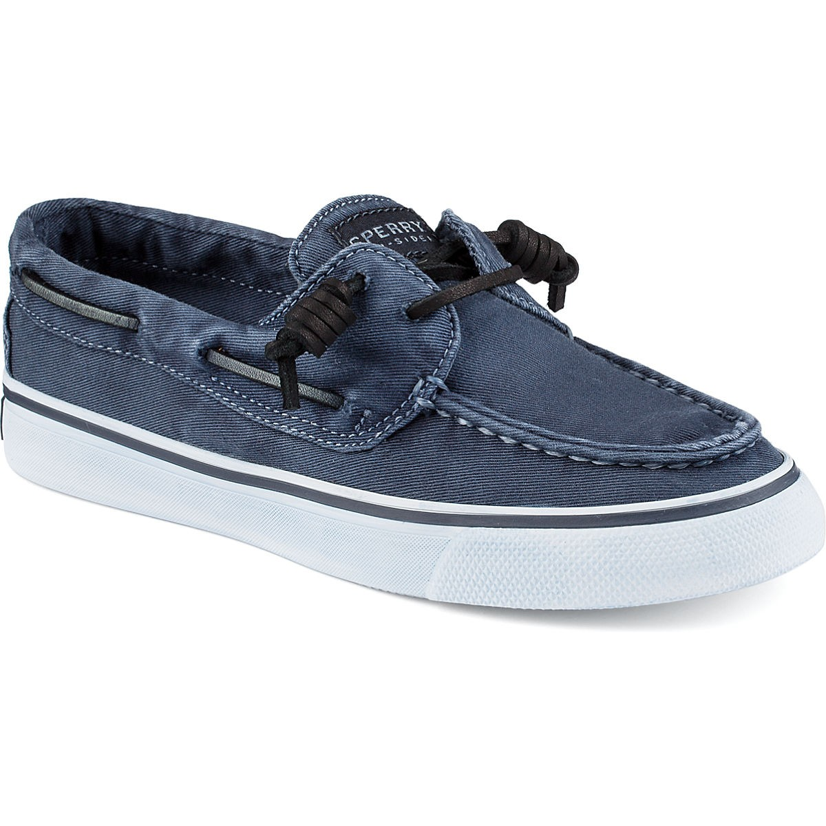 Sperry Top Sider Women S Bahama Washed Canvas 2 Eye Boat