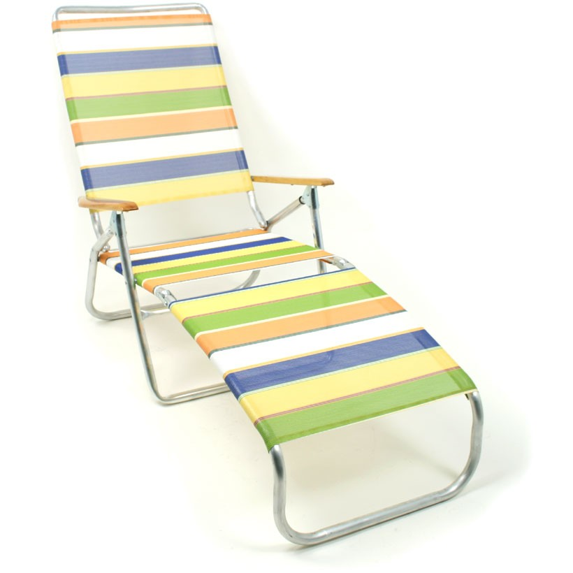 Telescope 821 Folding Chaise Lounge Beach Chair