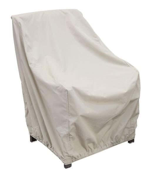 Treasure Garden CP112 High Back Chair Cover w Elastic