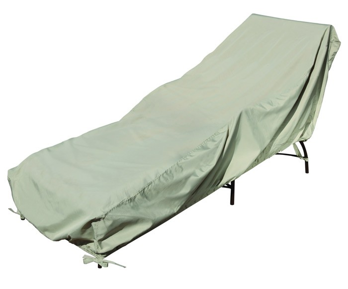 Treasure garden cp121s chaise lounge cover w elastic small island beach gear - Treasure island patio furniture ...