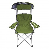 Kelsyus Original Backpack Beach/Camp Outdoor Chair with Canopy
