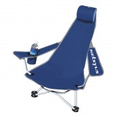 Kelsyus 80009 Recline Backpack Beach/Camp Outdoor Chair Blue