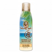 Panama Jack 4115 6 oz. Continuous Spray SPF 15