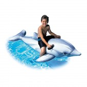 Intex IT58539 79inch Dolphin Ride-On