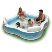 Intex 56475E Swim Center Family Lounge Pool