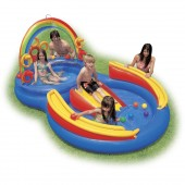 Intex 57453NP/EP Rainbow Ring Play Center