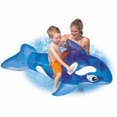 Intex 58523NP Lil Whale Ride-On