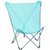 Lafuma Maxi Pop Up Folding Chair LFM1837 Batyline Fun Mesh