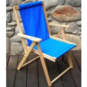 Blue Ridge Chair Works Highlands Deck Chair