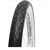Nirve Badass Bike Tire 1662 Black Tread/White Sidewall