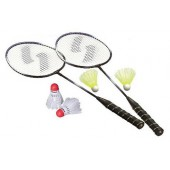 Sportcraft 30911 Badminton/Volleyball Game Set