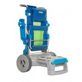BeachTuff Lazee High Move Beach Chair/Cart Combo