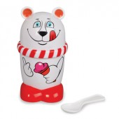 Geospace 10750 Ice Cream Mugz Polar Bear
