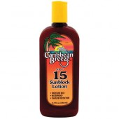 Caribbean Breeze 30037 SPF 15 Sunblock Lotion 8.5 oz.