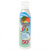Caribbean Breeze 30049 SPF 50 Continuous Tropical Mist Kids 6 oz