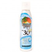 Caribbean Breeze 30054 SPF 30 Continous Tropical Mist SunScreen Spray