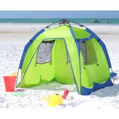 ABO Gear 10479 Pop-Up Bambino Cabana - Blue/Green