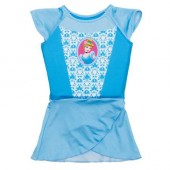 Swimways 25010 Deluxe Swim Shorty Set - Cinderella