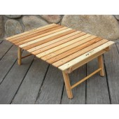 Blue Ridge Chair Works Carolina Snack Table
