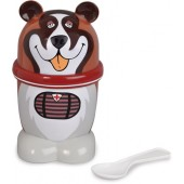 Geospace 10750 Ice Cream Mugz Dog