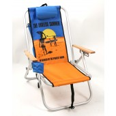 Endless Summer Aluminum Classic Backpack Chair - FREE SHIPPING *limited time offer