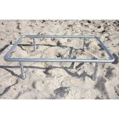 Beach Caddy Haulin Cart Aluminum Insert