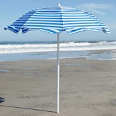 Frankford & Sons FT101 6-Foot Diameter Beach Umbrella