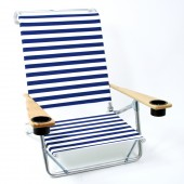 Telescope 541 Mini Sun Chaise with Cup Holder Beach Chairs