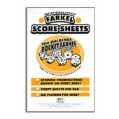 Legendary Games Farkel Score Pads Full Size