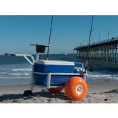 Fish N Mate 303 Jr Cart with Poly Wheels