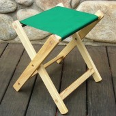 Blue Ridge Chair Works Deluxe Folding Stool