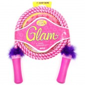 Fundex 0551 7' Hot Rope Glam Jump Rope