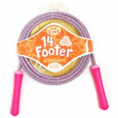 Fundex 0570 14' Footer Jump Rope for Double Dutch