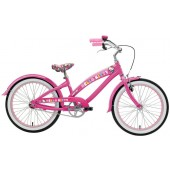 Nirve Hello Kitty Girls Beach Cruiser Bikes 3479 Pink