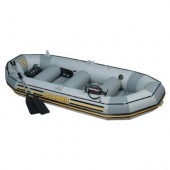 Intex 68376E Mariner 4 Boat Set