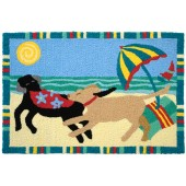 Home Comfort Jellybean Rug Dog Days Of Summer JB-STS002