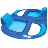 Swimways 13330 Spring Float Recliner Duet