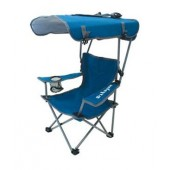Kelsyus 80316 Kids Original Canopy Chair- Blue