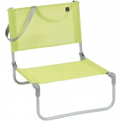 Lafuma CB Low Seat Beach/Camp Chairs LFM1838 Batyline Fun Mesh