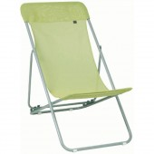 Lafuma Transatube Patio Outdoor Beach Chair LFM1842 Batyline Fun Mesh