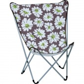 Lafuma Maxi Popup Patio Outdoor Beach Chairs LFM1975 Printed Airlon