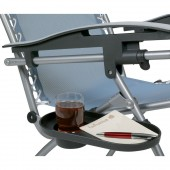 Lafuma Clip Maid Tray and Cup Holder