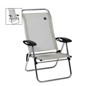 Lafuma LFM2337 Low Elips Aluminum Folding Chair
