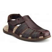 Sperry Top-Sider Mens Largo Fisherman Sandals Amaretto