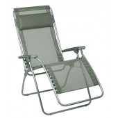 Lafuma 4007 R Clip Zero Gravity Chairs Grey Frame