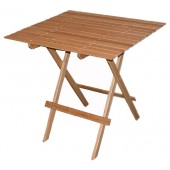 Blue Ridge Chair Works Highlands Folding Table