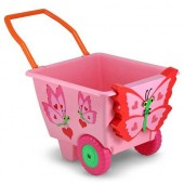 Melissa & Doug 6265 Bella Butterfly Cart
